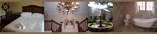 Sanloo Manor - Elegant Accommodation and Wedding Venue in Tzaneen